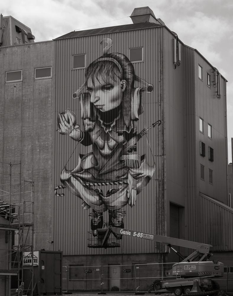 Graffiti (Bryne)