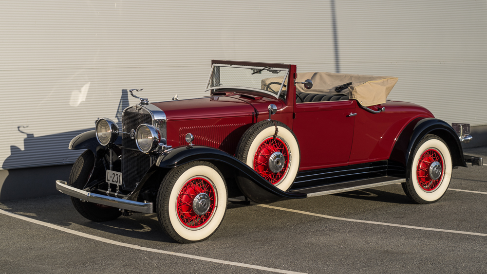 LaSalle Roadster 1929