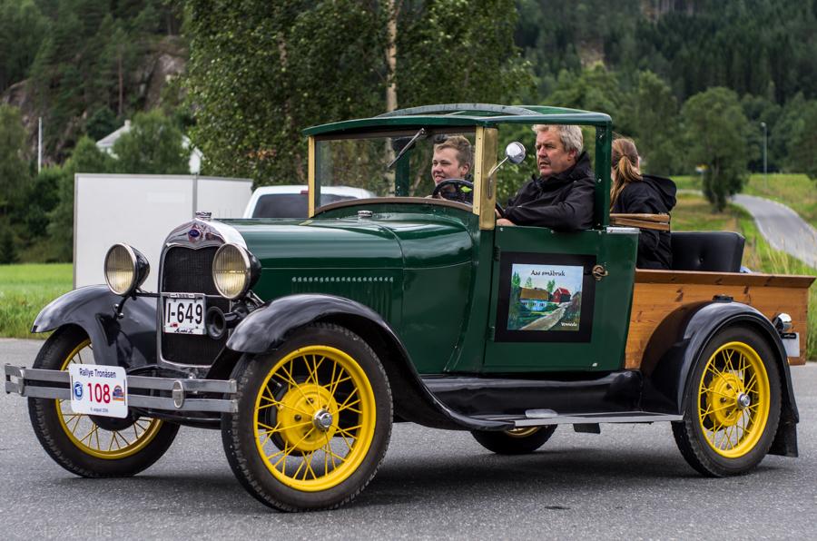 Rallye Tronåsen